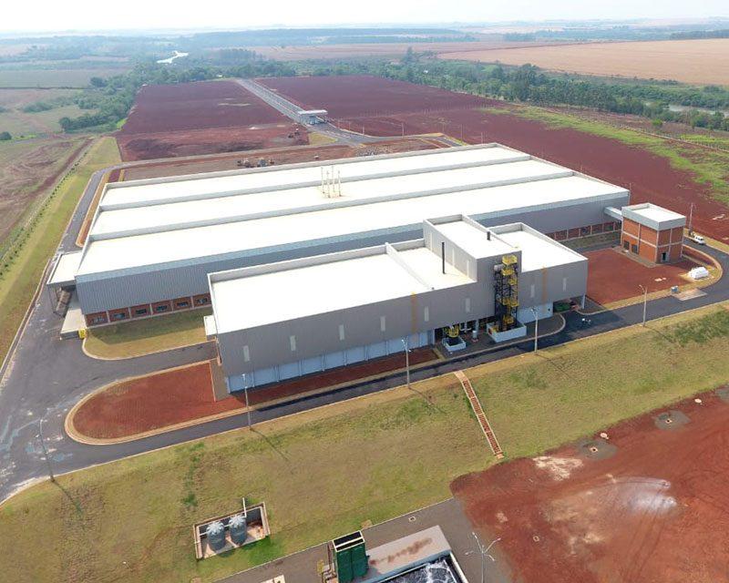 Unidade Beneficiamentos - Paraguai